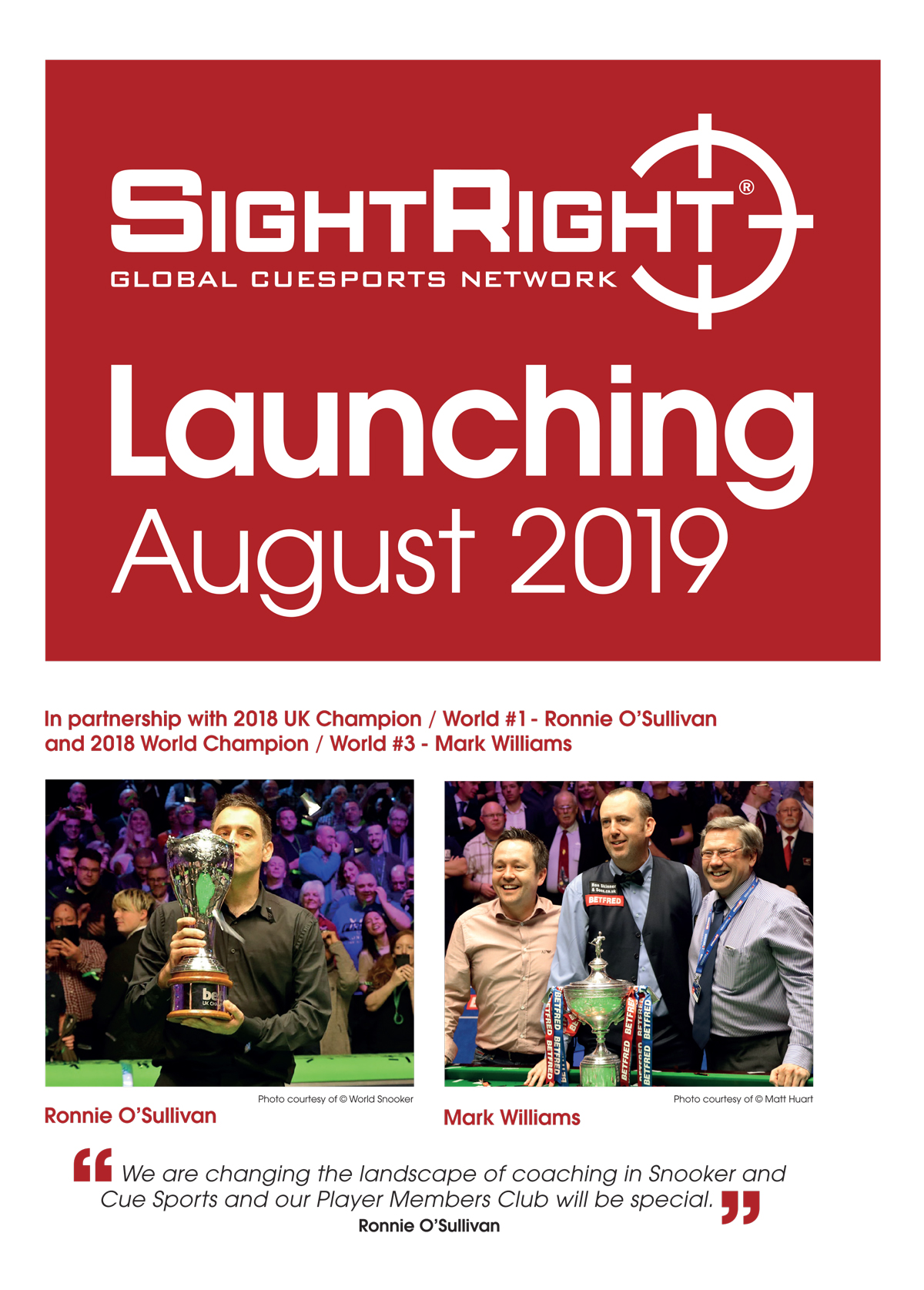 SightRight App Launch
